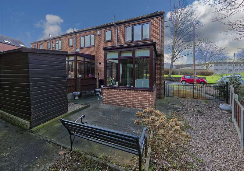2 Bedrooms End Of Terrace House for sale in Lawns Lane, Leeds, West Yorkshire, LS12