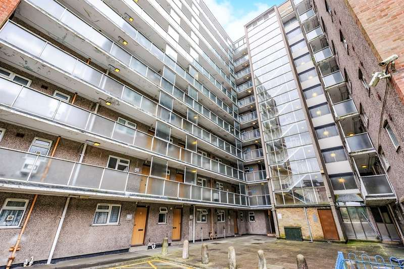 1 Bedroom Flat for sale in Griffith John Street, Swansea
