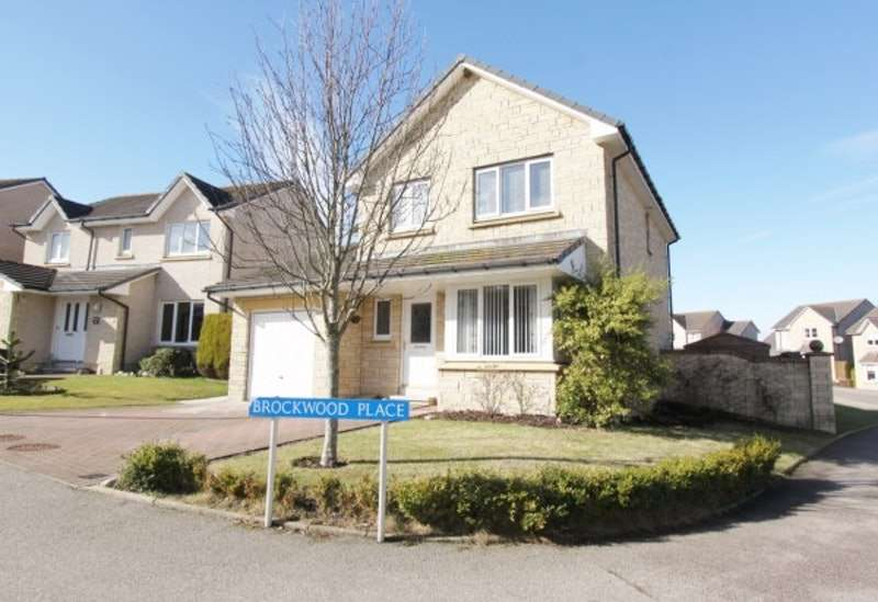 4 Bedrooms Detached House for sale in Brockwood Place, Aberdeen, Aberdeenshire, AB21