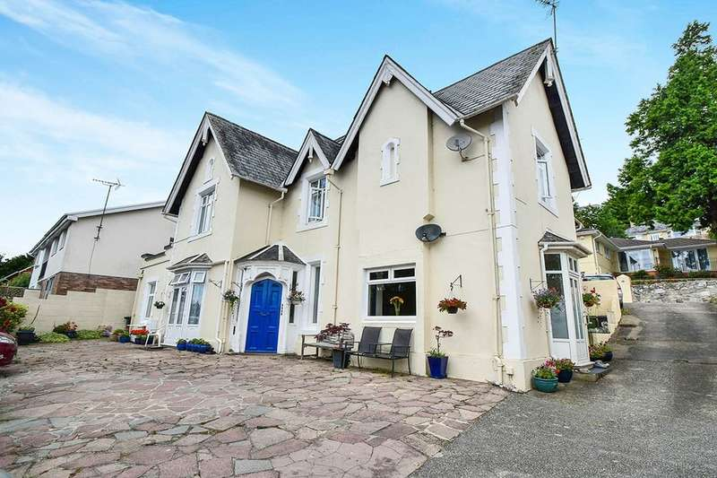 2 Bedrooms Flat for sale in Rundle Road, Newton Abbot, TQ12