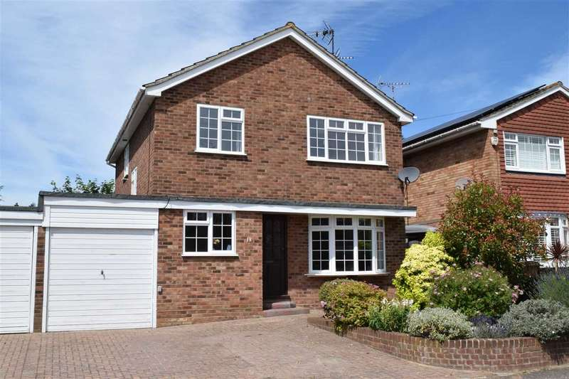 4 Bedrooms House for sale in Kelvedon Close, Chelmsford