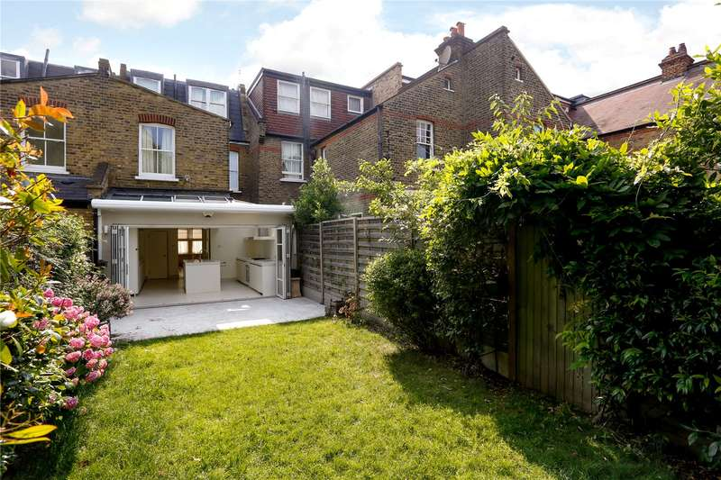 4 Bedrooms Semi Detached House for sale in Pepys Road, London, SW20