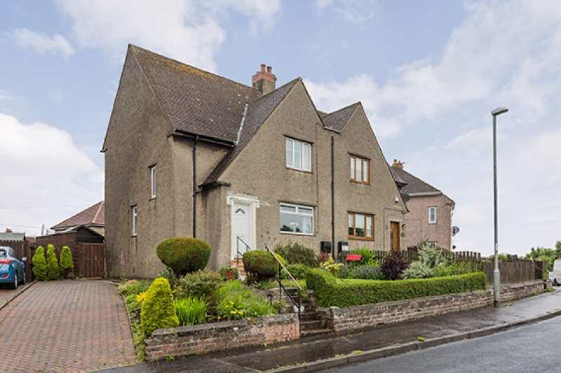 3 Bedrooms Semi Detached House for sale in Viaduct Circle, Kilwinning, North Ayrshire, KA13 7EB
