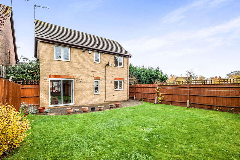 3 Bedrooms Detached House for sale in Mallard Road, Abbots Langley, WD5