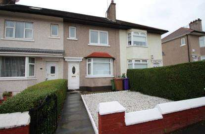 2 Bedrooms Terraced House for sale in Springhill Road, Garrowhill, Glasgow, Lanarkshire