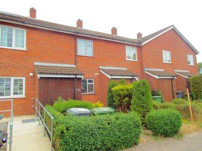 2 Bedrooms Terraced House for sale in Sprowston, Norwich, Norfolk