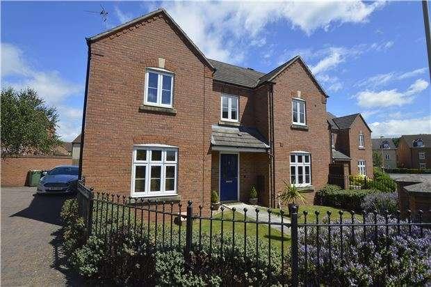 4 Bedrooms Detached House for sale in Chivenor Way Kingsway, Quedgeley, GLOUCESTER, GL2 2BG