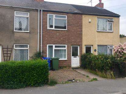 2 Bedrooms Terraced House for sale in Fydell Street, Boston, Lincs, England