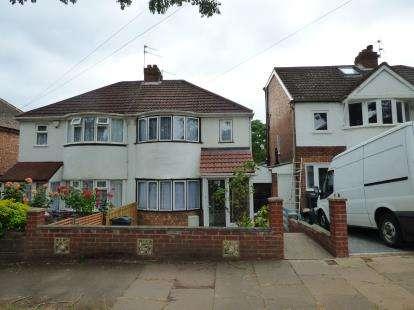 3 Bedrooms Semi Detached House for sale in Marsham Road, Birmingham, West Midlands