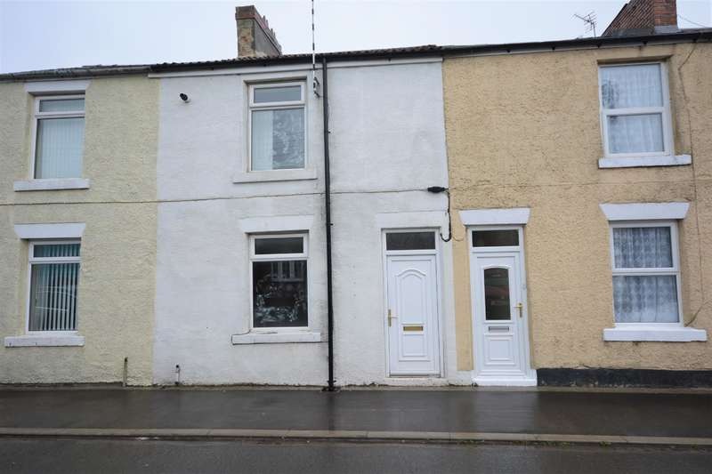 2 Bedrooms Terraced House for sale in Greenwells Garth, Coundon, Bishop Auckland, DL14 8LR