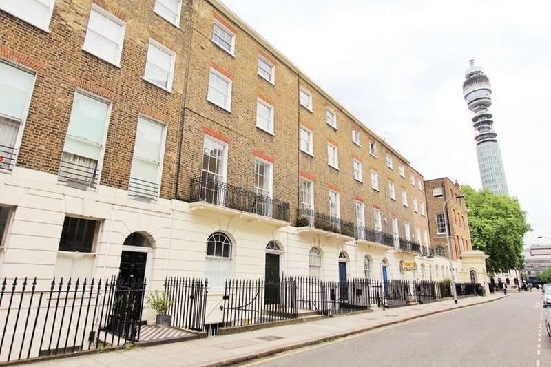 1 Bedroom Flat for sale in Conway Street, London, London, W1T