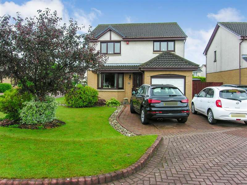 4 Bedrooms Detached House for sale in Dundee Place, New Carron, Falkirk