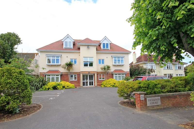 2 Bedrooms Flat for sale in Boscombe Manor