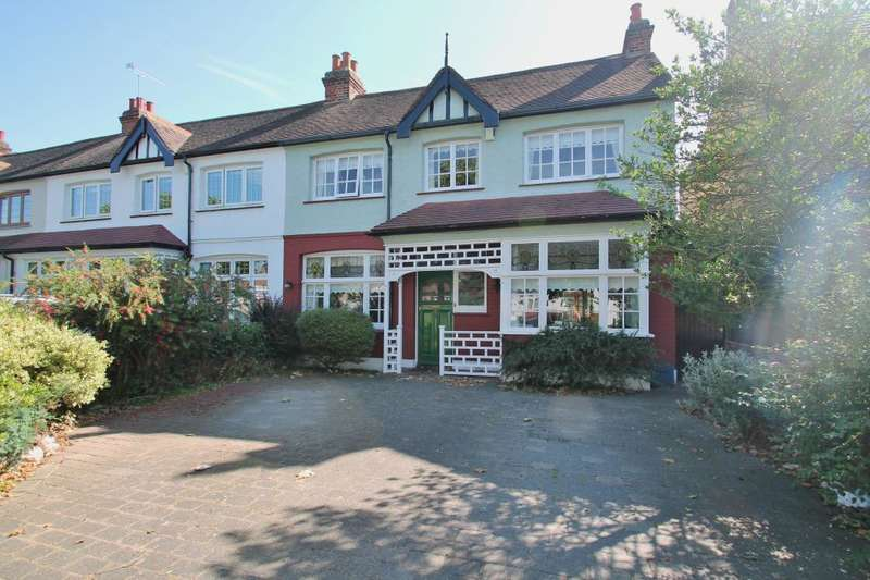 4 Bedrooms End Of Terrace House for sale in GEARIESVILLE GARDENS, BARKINGSIDE