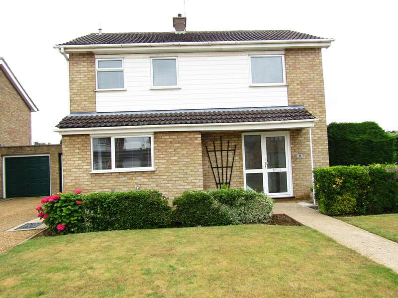 3 Bedrooms House for sale in Bellmans Road, Whittlesey, PE7
