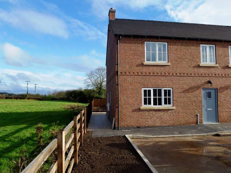 3 Bedrooms Semi Detached House for sale in Main Street, Long Whatton