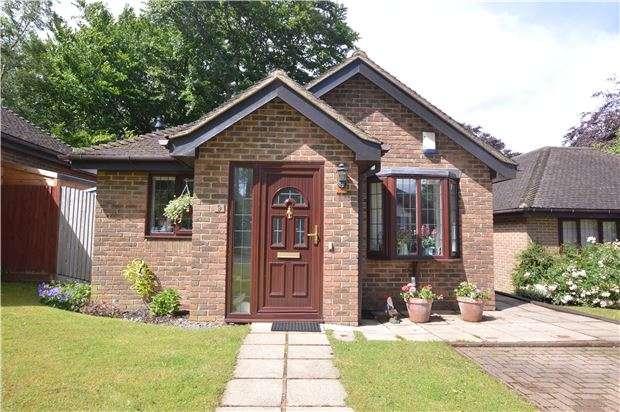 2 Bedrooms Detached Bungalow for sale in Oak Warren Oak Lane, Sevenoaks, Kent, TN13 1NR