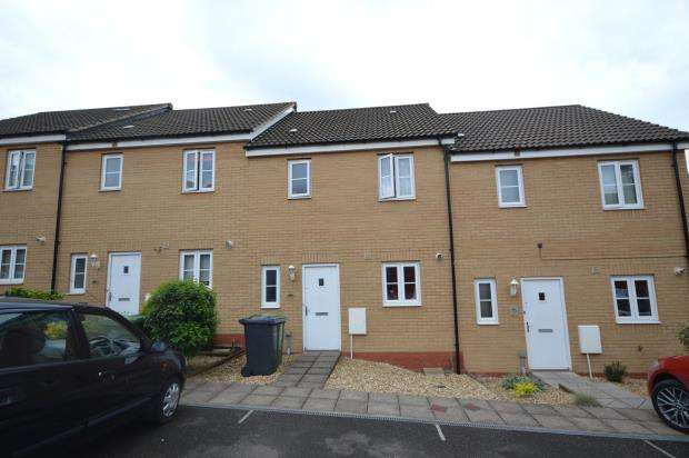 3 Bedrooms Terraced House for sale in River Plate Road, The Rydons, Exeter, Devon