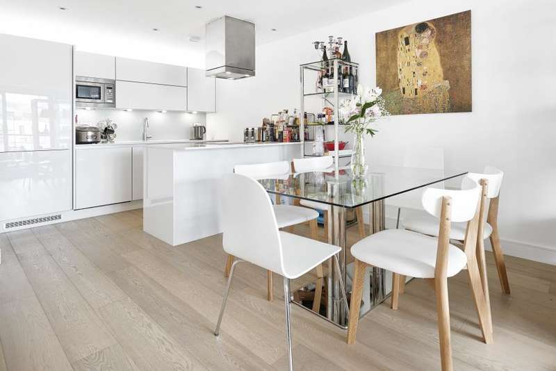 3 Bedrooms Flat for sale in Kensington Apartments, 11 Commercial Street, E1