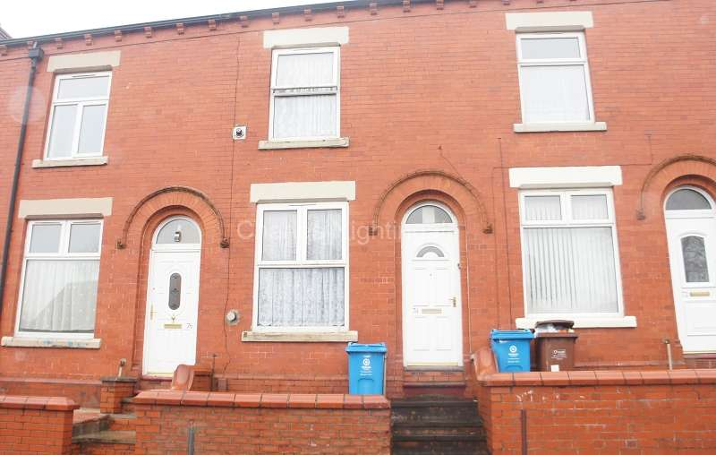 2 Bedrooms Terraced House for sale in Hardy Street, Oldham, Greater Manchester. OL4 1DL