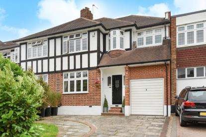 5 Bedrooms Semi Detached House for sale in Domonic Drive, London