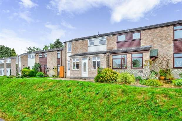 3 Bedrooms Semi Detached House for sale in Vicarage Road, Flecknoe, Rugby, Warwickshire