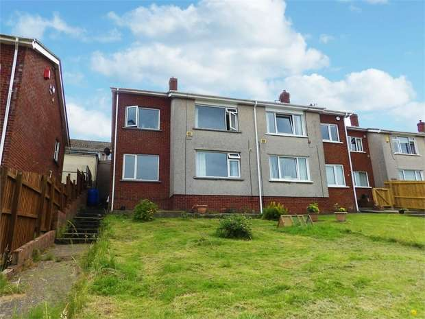 2 Bedrooms Semi Detached House for sale in Denbigh Way, Barry, Vale of Glamorgan