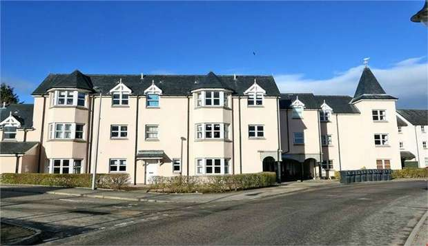 2 Bedrooms Flat for sale in Old Mart Road, Aboyne, Aberdeenshire