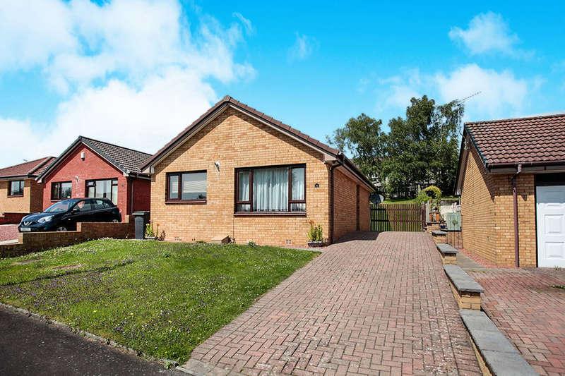 2 Bedrooms Detached Bungalow for sale in George Douglas Drive, Dumfries, DG2