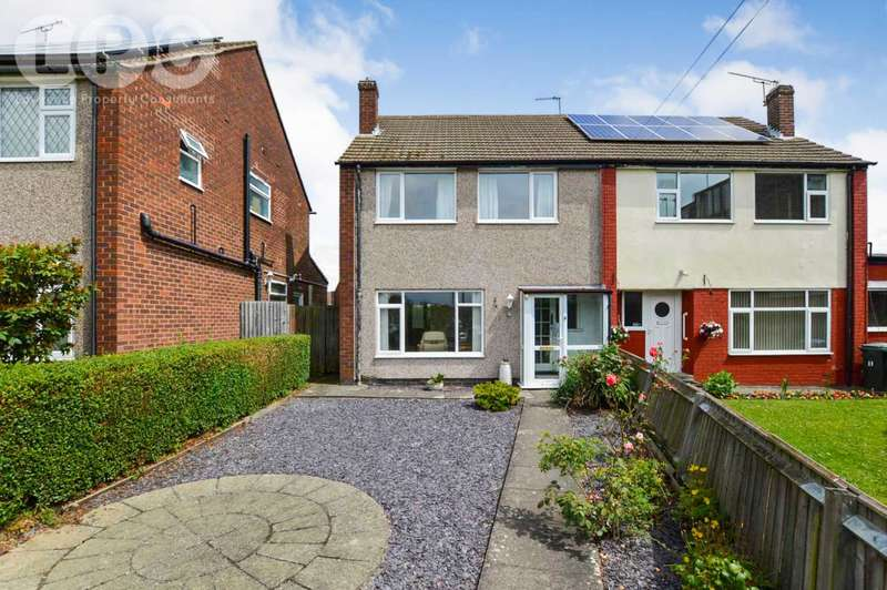 3 Bedrooms Terraced House for sale in Woodburn Close, Allesley Park, Coventry, CV5