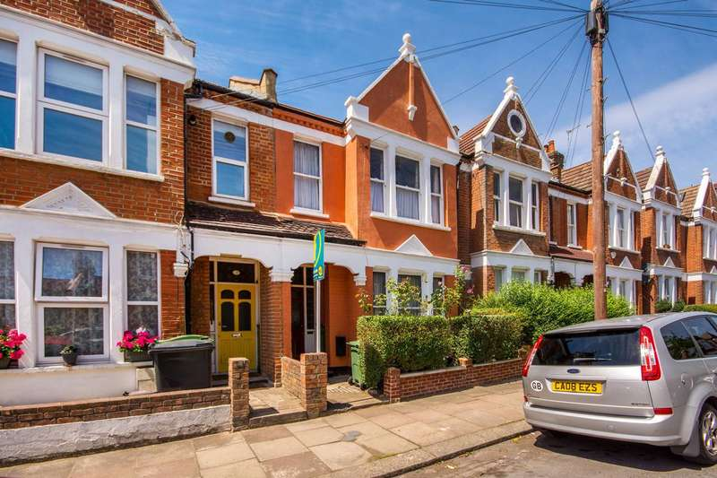4 Bedrooms House for sale in Moorcroft Road, Streatham Hill, SW16