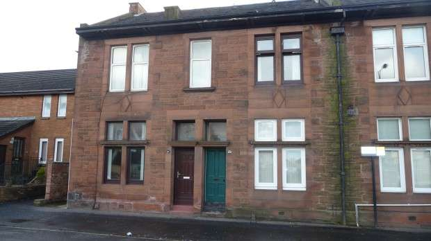 1 Bedroom Flat for sale in Stewarton Street, Wishaw, ML2