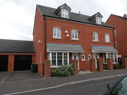 4 Bedrooms Semi Detached House for sale in Crown Street, Smethwick, West Midlands