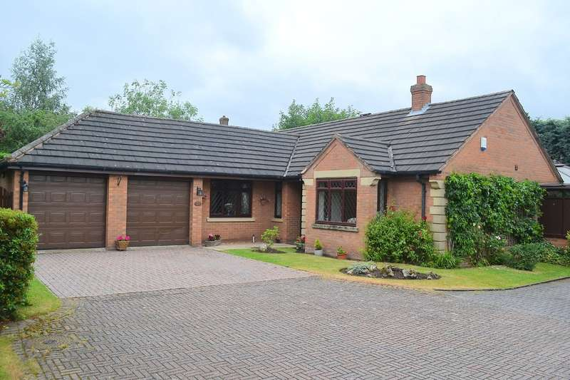 2 Bedrooms Detached Bungalow for sale in Heritage Court, Lichfield
