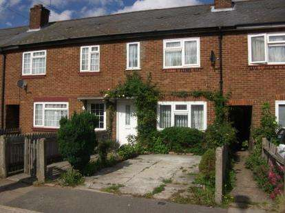 3 Bedrooms Terraced House for sale in Bristol Road, Luton, Bedfordshire
