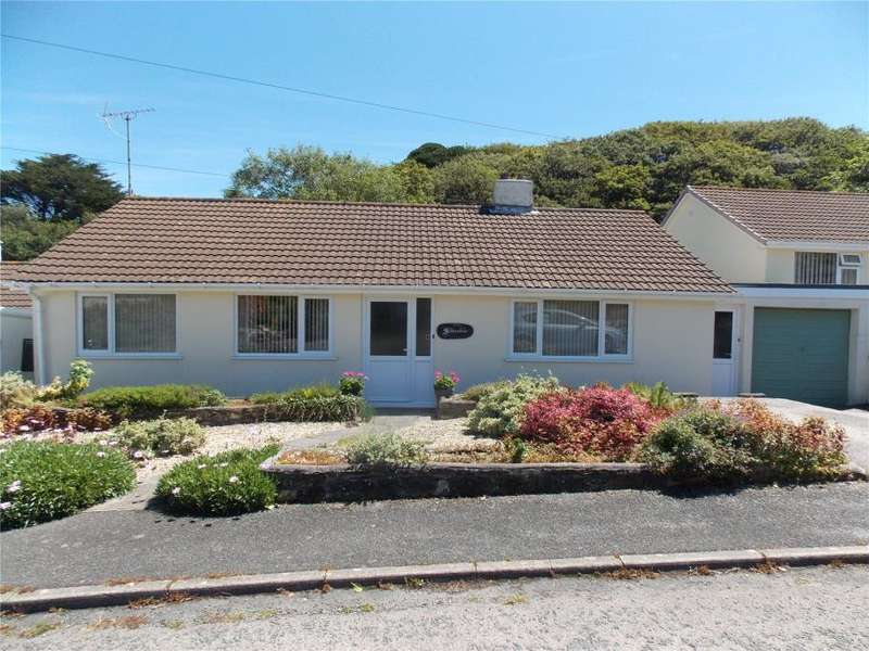 3 Bedrooms Detached Bungalow for sale in Forthvean Crescent, Porthtowan, Truro