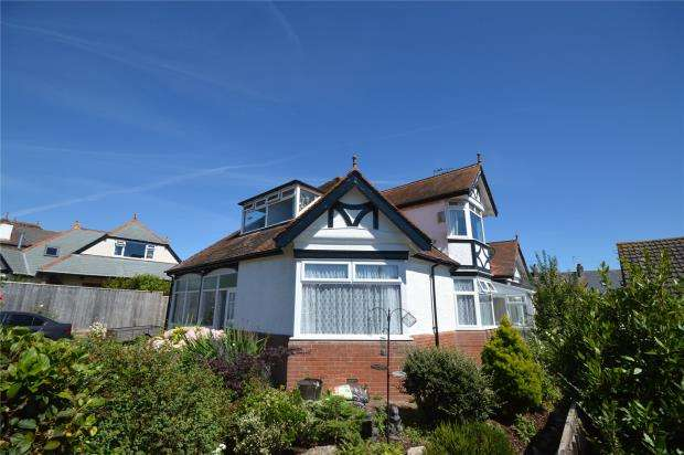 5 Bedrooms Detached House for sale in Halsdon Avenue, Exmouth, Devon