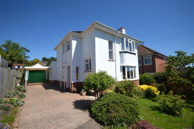 3 Bedrooms Detached House for sale in Rosebank Crescent, Lower Pennsylvania, Exeter, Devon