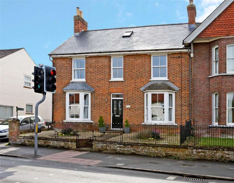 6 Bedrooms Semi Detached House for sale in Aylesbury Road, Wendover, Buckinghamshire, HP22