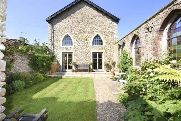 5 Bedrooms Terraced House for sale in Castle Street, Nunney