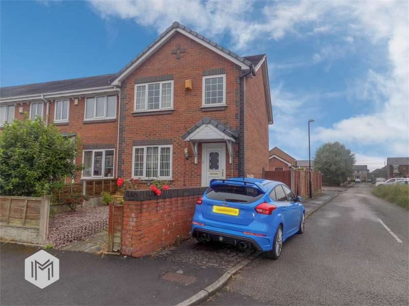 3 Bedrooms End Of Terrace House for sale in Maud Street, Chorley, Lancashire
