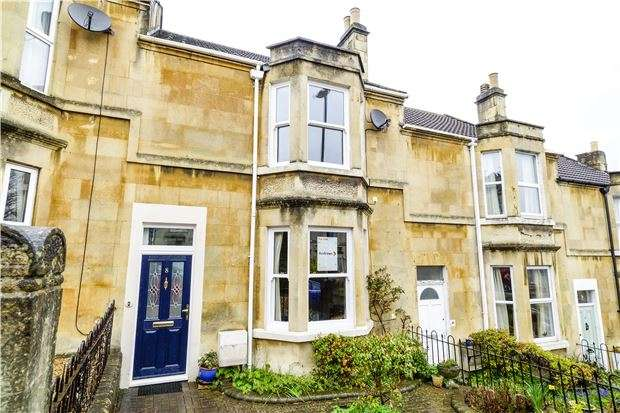 4 Bedrooms Terraced House for sale in Eastbourne Avenue, BATH, Somerset, BA1 6EW