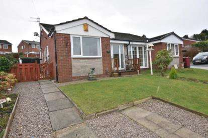 3 Bedrooms Bungalow for sale in Ottershaw Gardens, Pleckgate, Blackburn, Lancashire