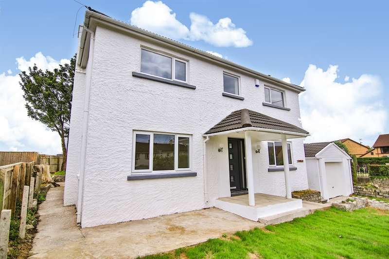 4 Bedrooms Detached House for sale in Llantwit Road, St. Athan, Barry