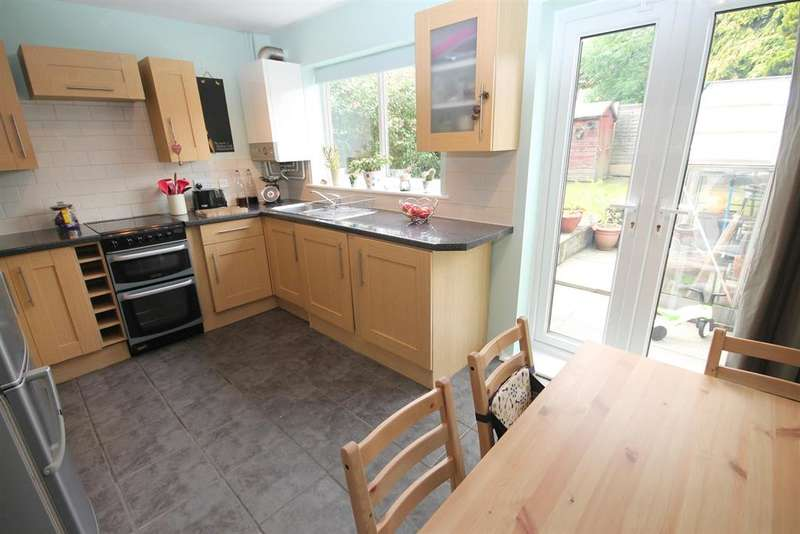 3 Bedrooms Town House for sale in Kilsby Close, Farnworth, Bolton, BL4 7TJ