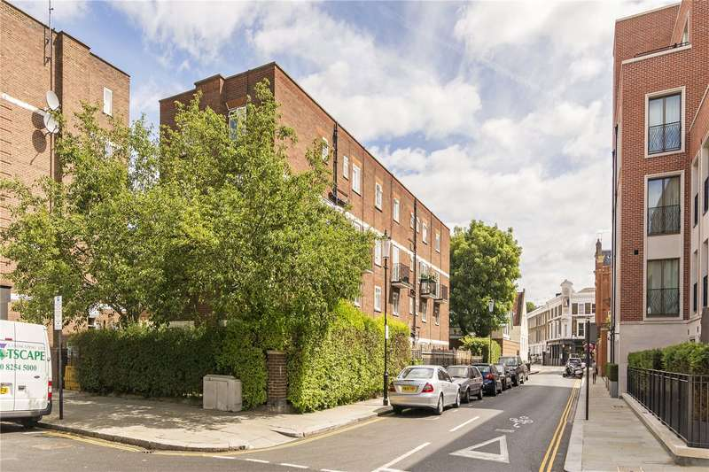 2 Bedrooms Flat for sale in Chelsea Manor Court, Chelsea Manor Street, London, SW3