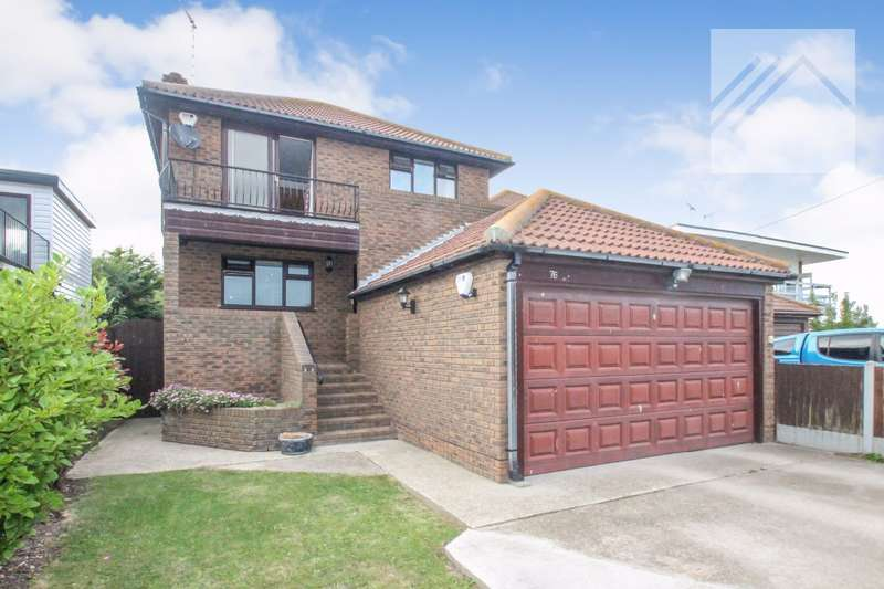 4 Bedrooms Detached House for sale in Marine Parade, Canvey Island - A HOME YOUR FRIENDS WILL ENVY
