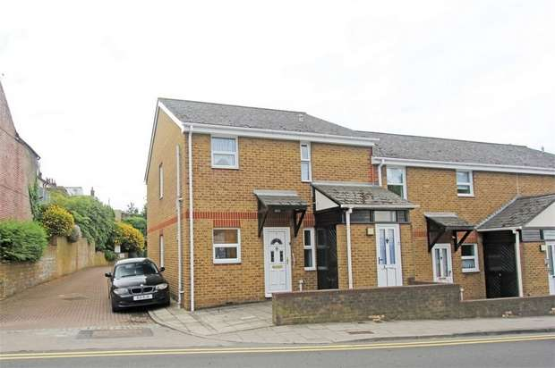 1 Bedroom Retirement Property for sale in The Cloisters, West Street, Sittingbourne, Kent