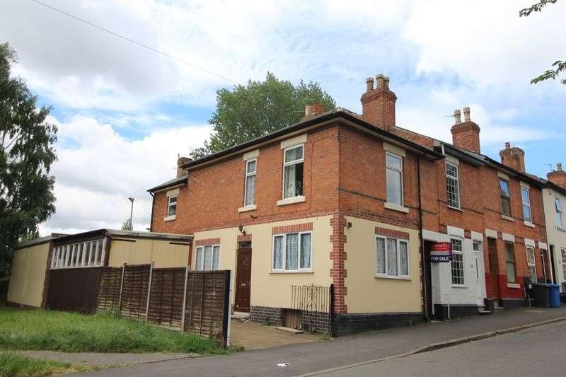3 Bedrooms Property for sale in Stockbrook Street, Derby, DE22