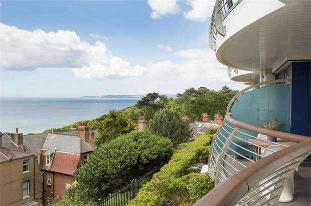 2 Bedrooms Flat for sale in Boscombe Spa Road, Boscombe Spa, Bournemouth